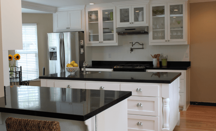 What Are The Different Types Of Countertop Edges?