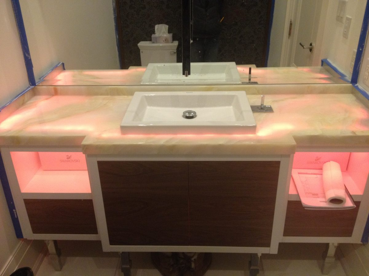 Best Stone Materials For Bathroom Vanity Tops Maxspace