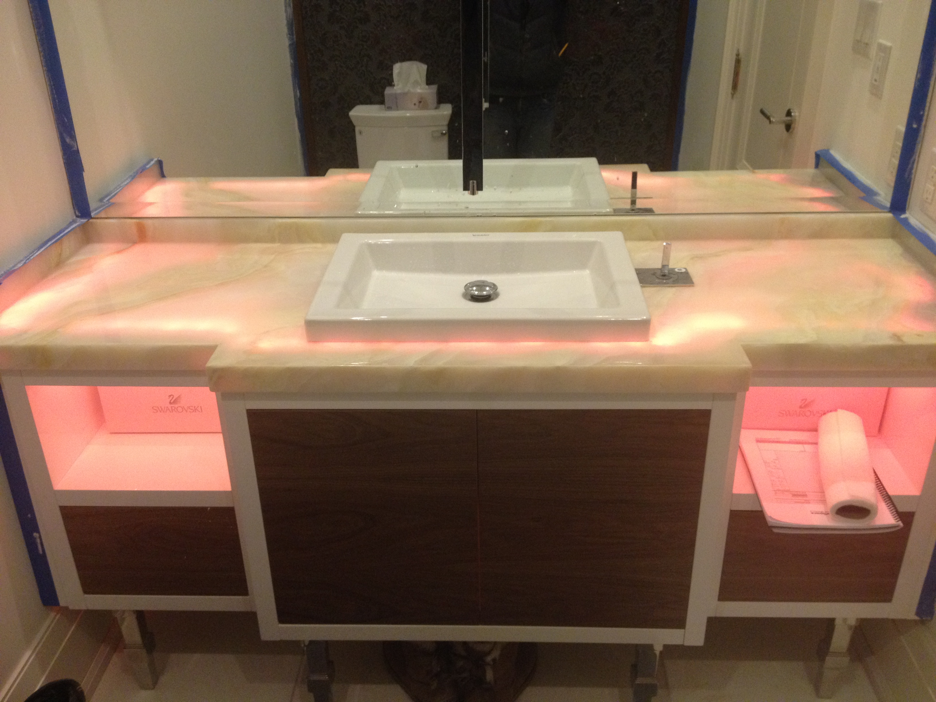 Best Stone Materials For Bathroom Vanity Tops Maxspace Stone Works