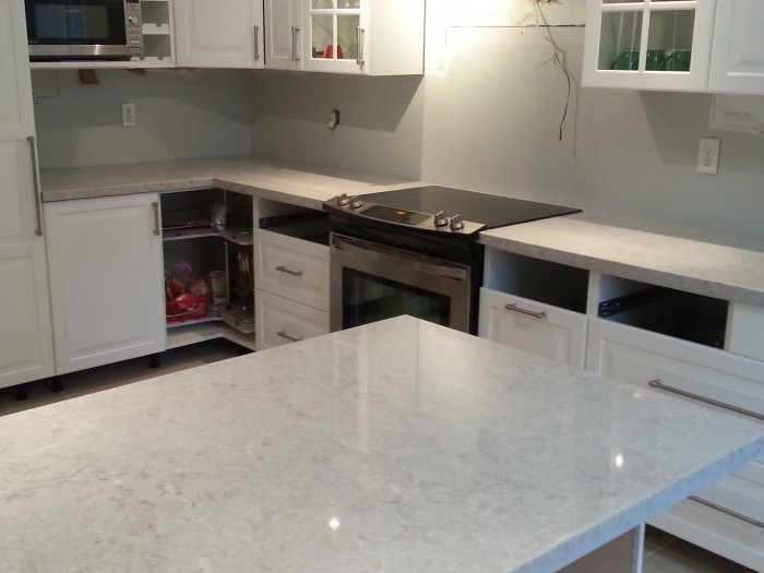 Stone Kitchen Countertops Pictures